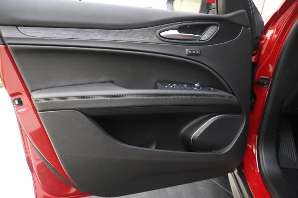 New 2020 Alfa Romeo Stelvio Q4 for sale $47,645 at Maserati of Westport in Westport CT 06880 17