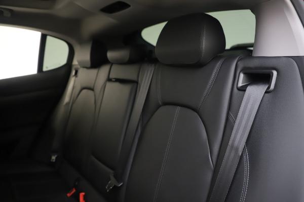 New 2020 Alfa Romeo Stelvio Q4 for sale $47,645 at Maserati of Westport in Westport CT 06880 18