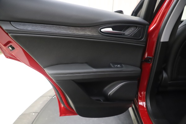 New 2020 Alfa Romeo Stelvio Q4 for sale $47,645 at Maserati of Westport in Westport CT 06880 21