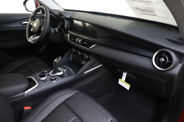 New 2020 Alfa Romeo Stelvio Q4 for sale $47,645 at Maserati of Westport in Westport CT 06880 22