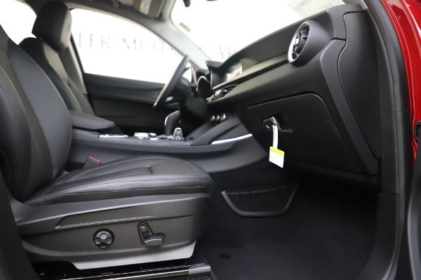 New 2020 Alfa Romeo Stelvio Q4 for sale $47,645 at Maserati of Westport in Westport CT 06880 23