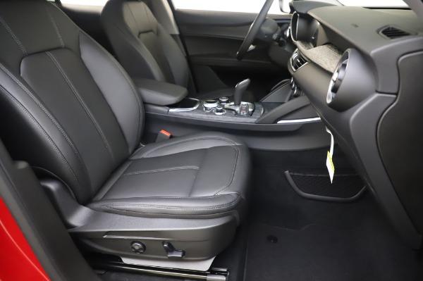 New 2020 Alfa Romeo Stelvio Q4 for sale $47,645 at Maserati of Westport in Westport CT 06880 24
