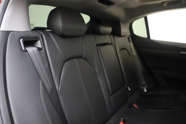 New 2020 Alfa Romeo Stelvio Q4 for sale $47,645 at Maserati of Westport in Westport CT 06880 26