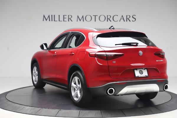 New 2020 Alfa Romeo Stelvio Q4 for sale $47,645 at Maserati of Westport in Westport CT 06880 5