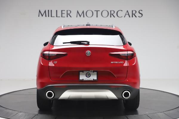 New 2020 Alfa Romeo Stelvio Q4 for sale $47,645 at Maserati of Westport in Westport CT 06880 6