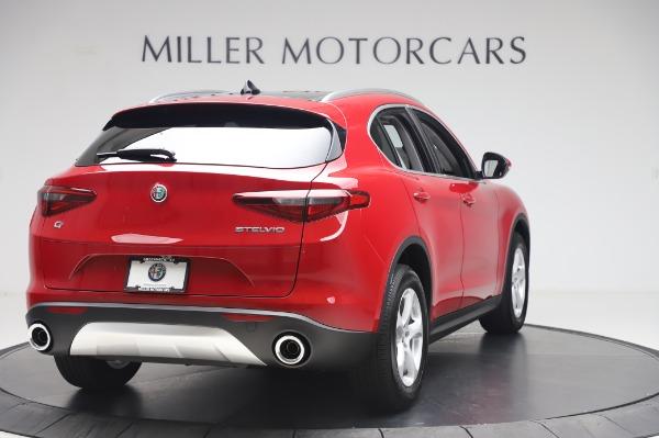 New 2020 Alfa Romeo Stelvio Q4 for sale $47,645 at Maserati of Westport in Westport CT 06880 7