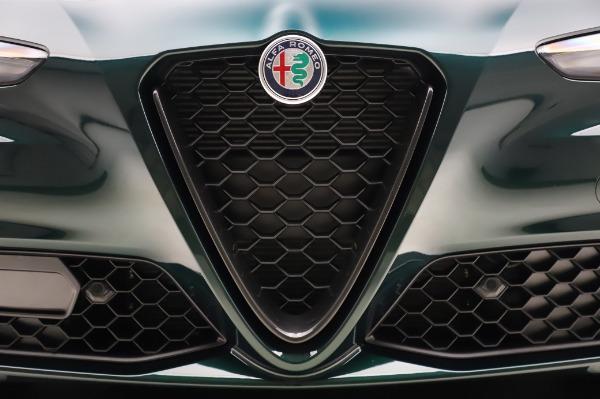 New 2020 Alfa Romeo Giulia Ti Q4 for sale Sold at Maserati of Westport in Westport CT 06880 28