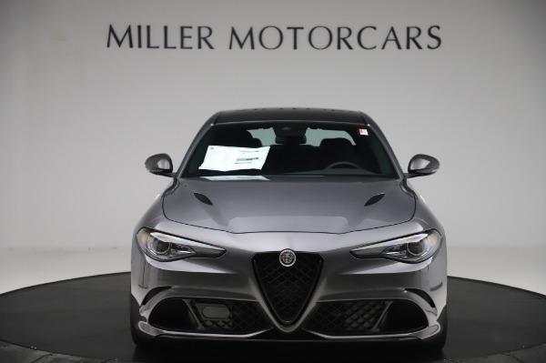 New 2020 Alfa Romeo Giulia Quadrifoglio for sale $82,445 at Maserati of Westport in Westport CT 06880 12