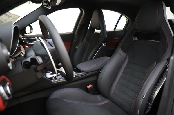 New 2020 Alfa Romeo Giulia Quadrifoglio for sale $82,445 at Maserati of Westport in Westport CT 06880 15