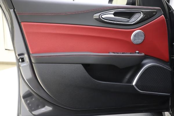 New 2020 Alfa Romeo Giulia Quadrifoglio for sale $87,445 at Maserati of Westport in Westport CT 06880 16