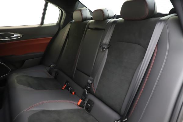 New 2020 Alfa Romeo Giulia Quadrifoglio for sale $87,445 at Maserati of Westport in Westport CT 06880 17