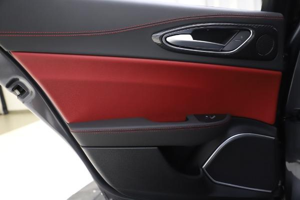 New 2020 Alfa Romeo Giulia Quadrifoglio for sale $87,445 at Maserati of Westport in Westport CT 06880 20