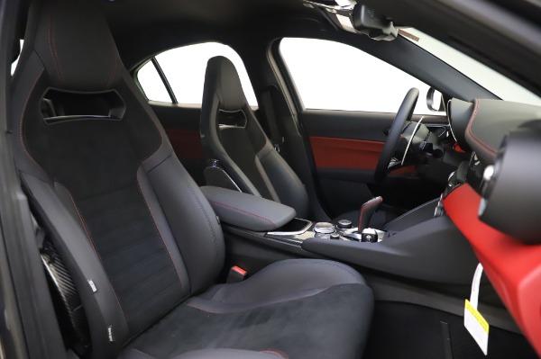 New 2020 Alfa Romeo Giulia Quadrifoglio for sale $82,445 at Maserati of Westport in Westport CT 06880 21