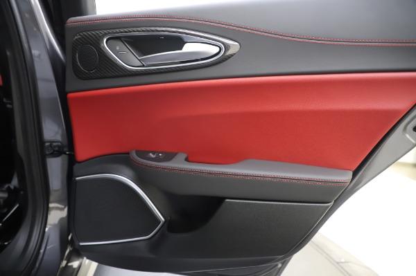 New 2020 Alfa Romeo Giulia Quadrifoglio for sale $82,445 at Maserati of Westport in Westport CT 06880 28