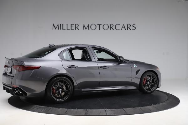 New 2020 Alfa Romeo Giulia Quadrifoglio for sale $82,445 at Maserati of Westport in Westport CT 06880 8