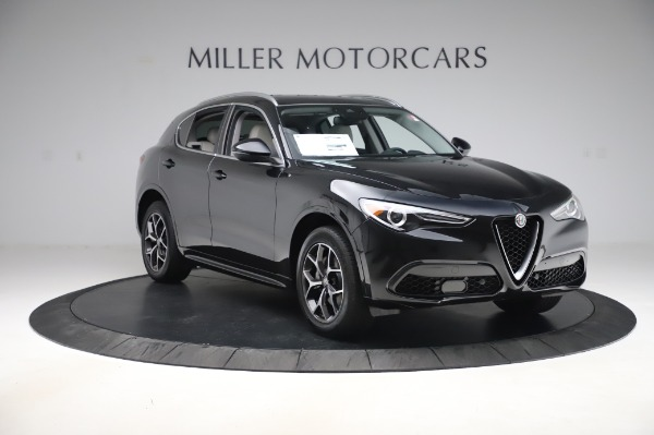 New 2020 Alfa Romeo Stelvio Ti Q4 for sale Sold at Maserati of Westport in Westport CT 06880 11