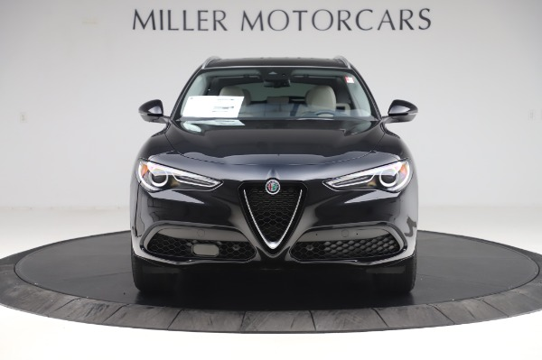 New 2020 Alfa Romeo Stelvio Ti Q4 for sale Sold at Maserati of Westport in Westport CT 06880 12