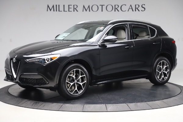 New 2020 Alfa Romeo Stelvio Ti Q4 for sale Sold at Maserati of Westport in Westport CT 06880 2