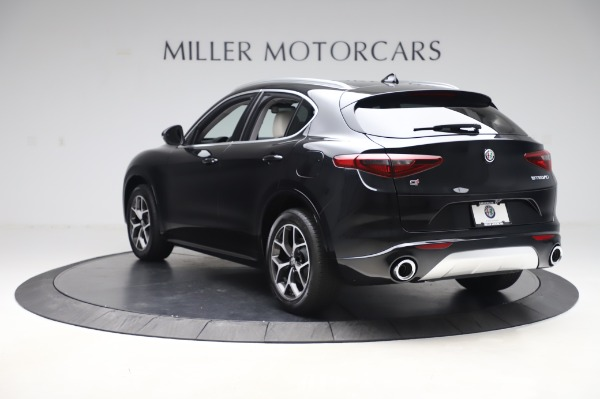 New 2020 Alfa Romeo Stelvio Ti Q4 for sale Sold at Maserati of Westport in Westport CT 06880 5