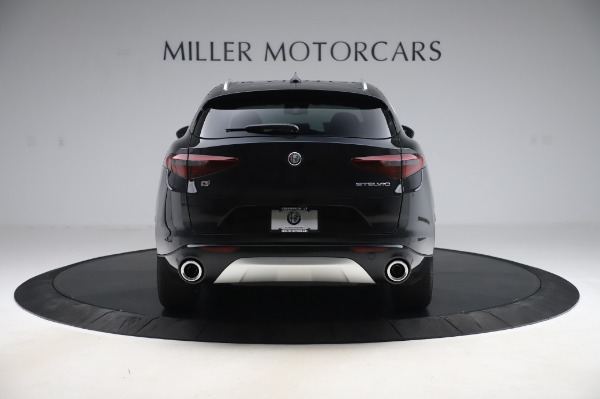 New 2020 Alfa Romeo Stelvio Ti Q4 for sale Sold at Maserati of Westport in Westport CT 06880 6
