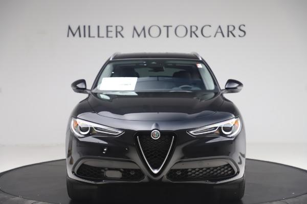 New 2020 Alfa Romeo Stelvio Q4 for sale $47,395 at Maserati of Westport in Westport CT 06880 12