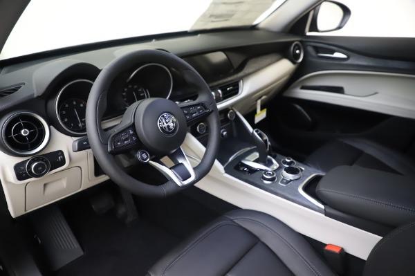 New 2020 Alfa Romeo Stelvio Q4 for sale $47,395 at Maserati of Westport in Westport CT 06880 13