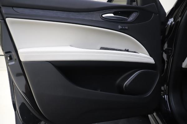 New 2020 Alfa Romeo Stelvio Q4 for sale $47,395 at Maserati of Westport in Westport CT 06880 17