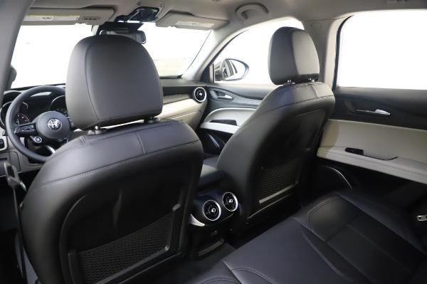 New 2020 Alfa Romeo Stelvio Q4 for sale $47,395 at Maserati of Westport in Westport CT 06880 20