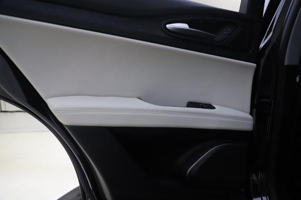 New 2020 Alfa Romeo Stelvio Q4 for sale $47,395 at Maserati of Westport in Westport CT 06880 21