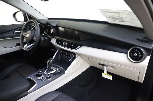 New 2020 Alfa Romeo Stelvio Q4 for sale $47,395 at Maserati of Westport in Westport CT 06880 24