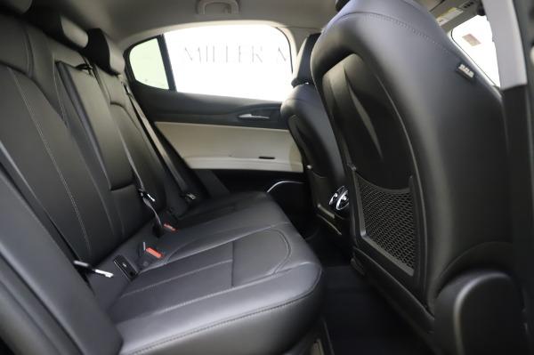 New 2020 Alfa Romeo Stelvio Q4 for sale $47,395 at Maserati of Westport in Westport CT 06880 27