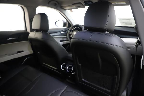 New 2020 Alfa Romeo Stelvio Q4 for sale $47,395 at Maserati of Westport in Westport CT 06880 28
