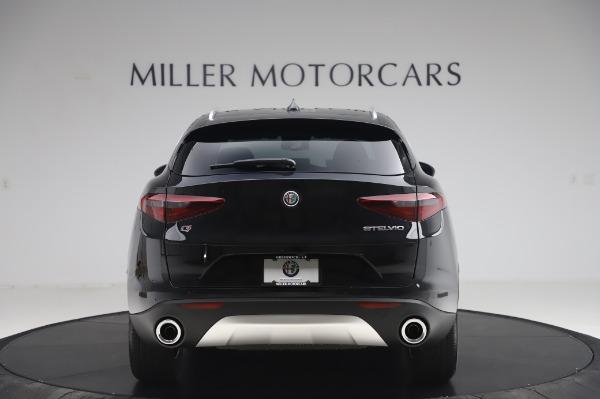 New 2020 Alfa Romeo Stelvio Q4 for sale $47,395 at Maserati of Westport in Westport CT 06880 6