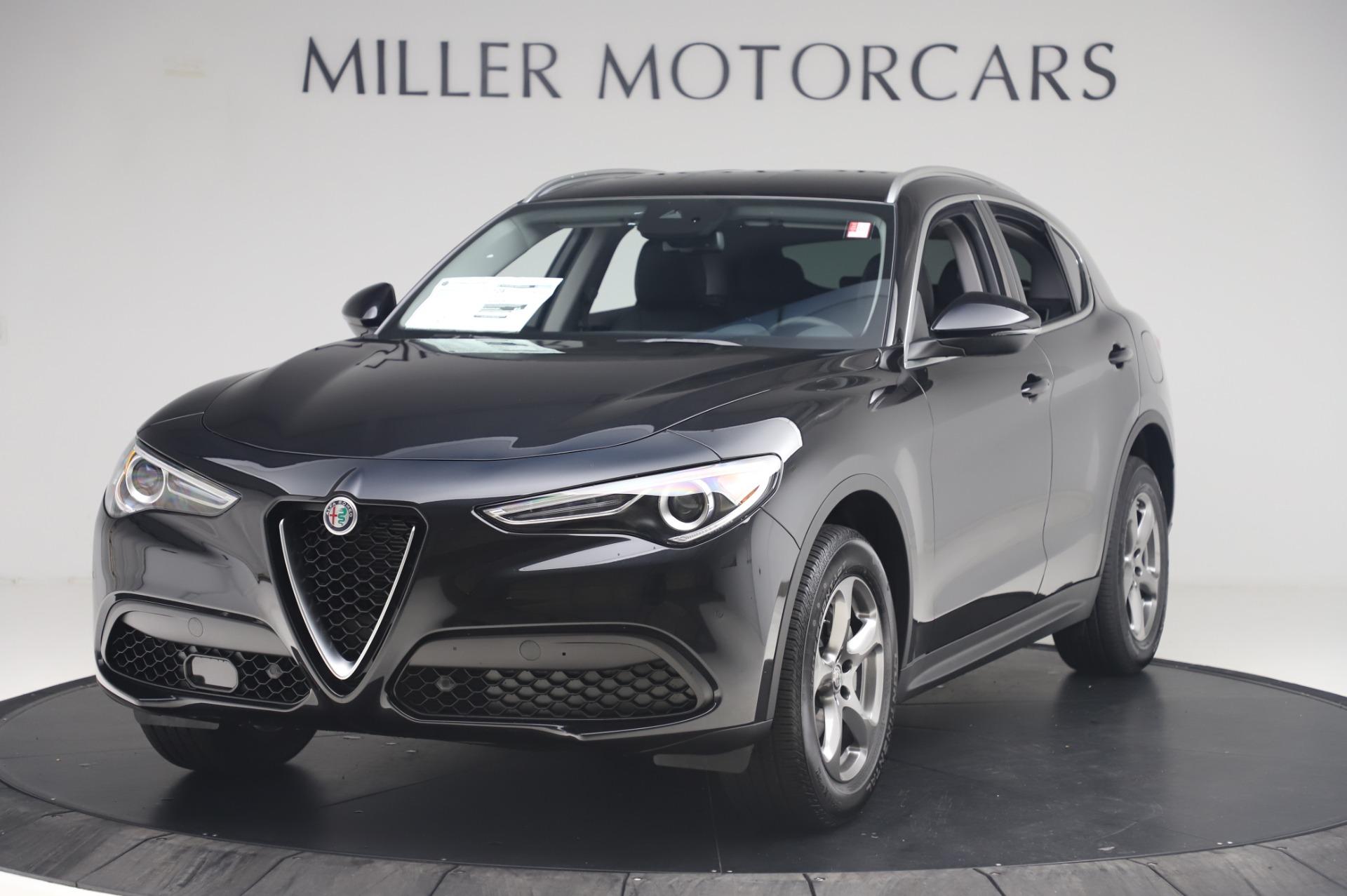 New 2020 Alfa Romeo Stelvio Q4 for sale $47,395 at Maserati of Westport in Westport CT 06880 1
