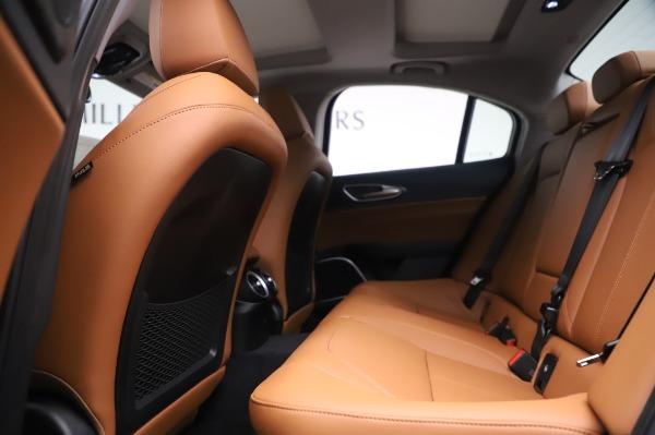 New 2020 Alfa Romeo Giulia Q4 for sale Sold at Maserati of Westport in Westport CT 06880 19