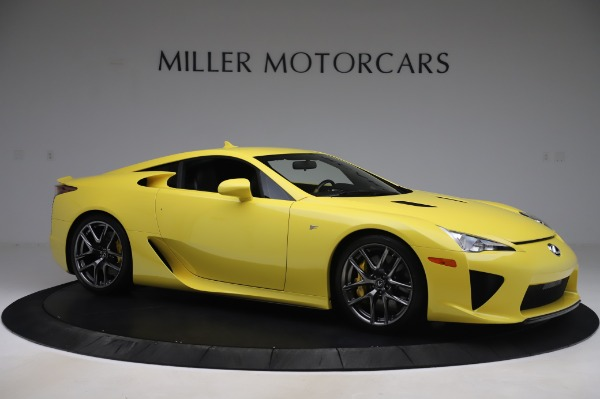 Used 2012 Lexus LFA for sale $509,900 at Maserati of Westport in Westport CT 06880 10