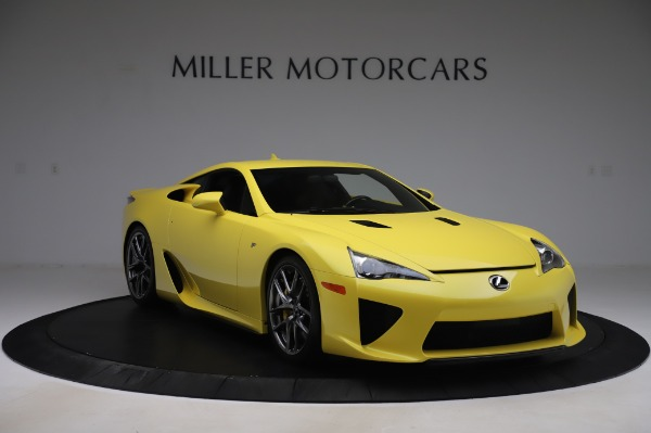 Used 2012 Lexus LFA for sale $509,900 at Maserati of Westport in Westport CT 06880 11