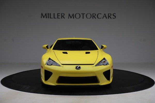 Used 2012 Lexus LFA for sale $509,900 at Maserati of Westport in Westport CT 06880 12