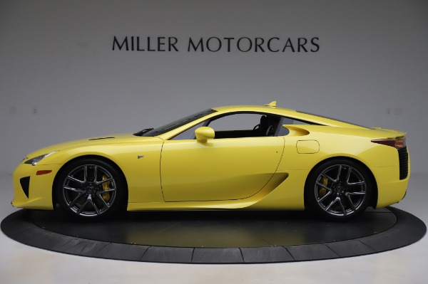 Used 2012 Lexus LFA for sale $509,900 at Maserati of Westport in Westport CT 06880 3