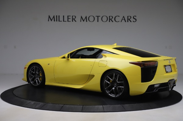 Used 2012 Lexus LFA for sale $509,900 at Maserati of Westport in Westport CT 06880 4