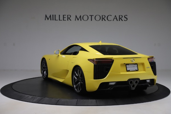 Used 2012 Lexus LFA for sale $509,900 at Maserati of Westport in Westport CT 06880 5