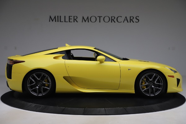 Used 2012 Lexus LFA for sale $509,900 at Maserati of Westport in Westport CT 06880 9