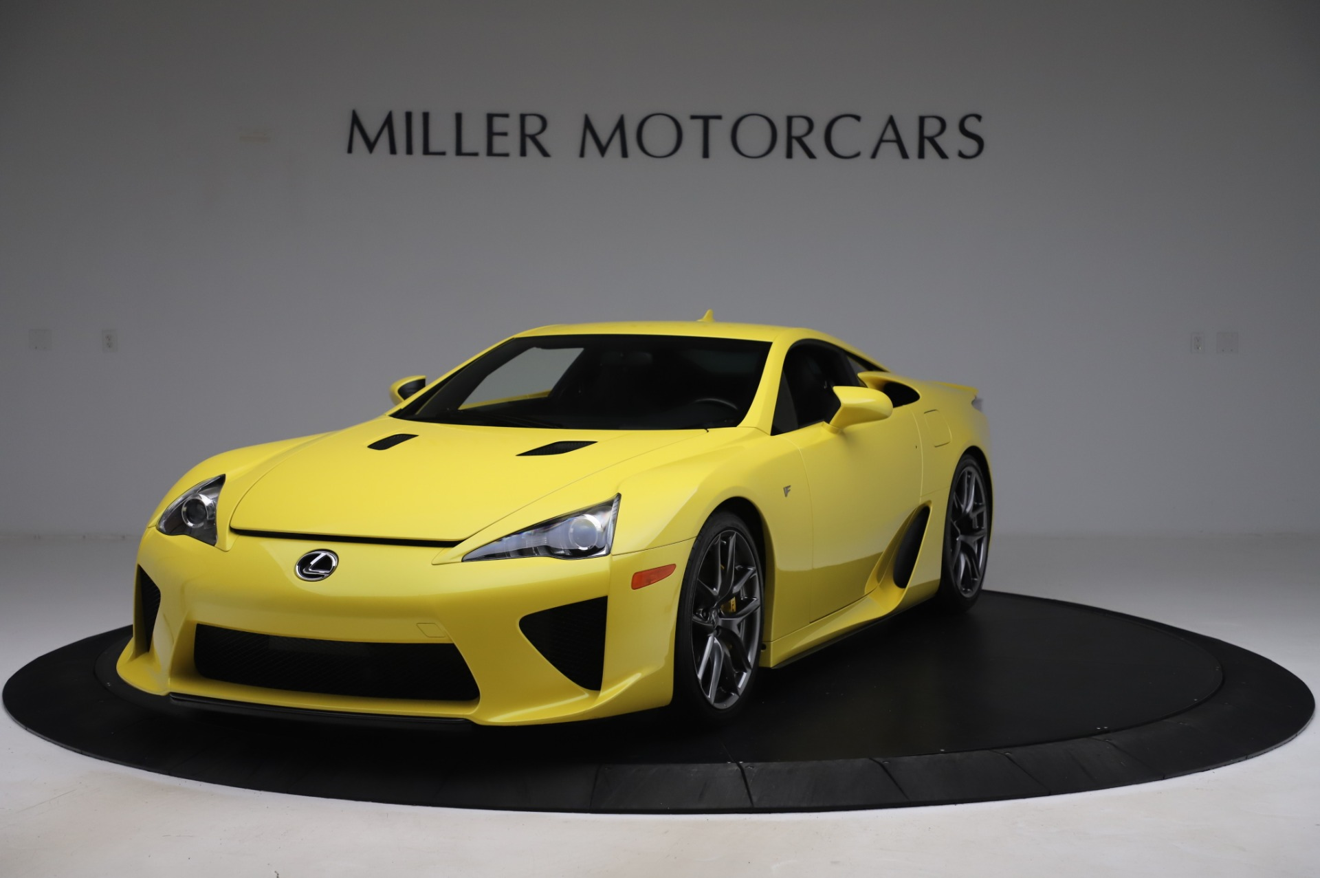 Used 2012 Lexus LFA for sale $509,900 at Maserati of Westport in Westport CT 06880 1