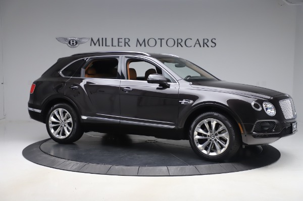 Used 2017 Bentley Bentayga W12 for sale $138,900 at Maserati of Westport in Westport CT 06880 10