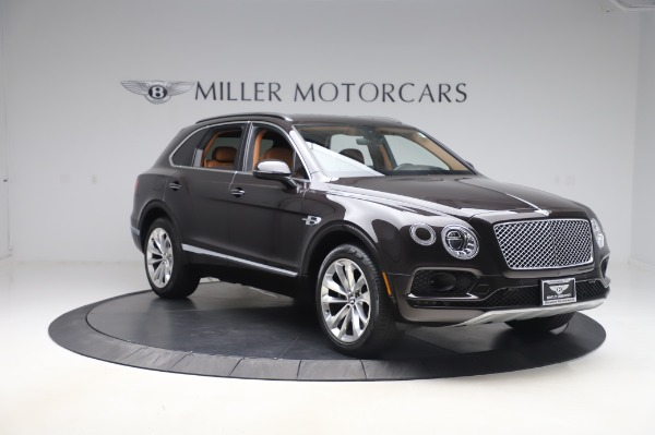 Used 2017 Bentley Bentayga W12 for sale $138,900 at Maserati of Westport in Westport CT 06880 11