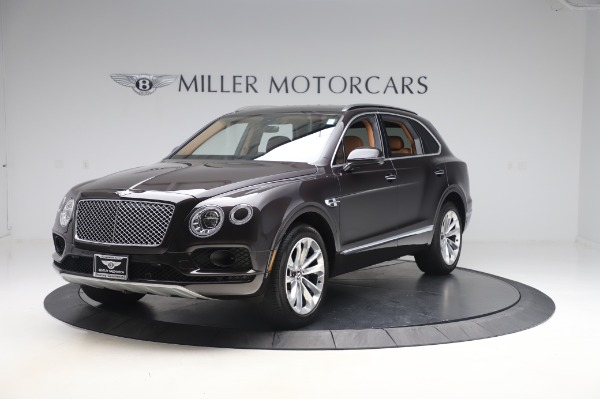 Used 2017 Bentley Bentayga W12 for sale $138,900 at Maserati of Westport in Westport CT 06880 2