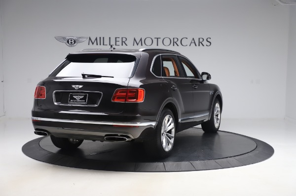 Used 2017 Bentley Bentayga W12 for sale $138,900 at Maserati of Westport in Westport CT 06880 7