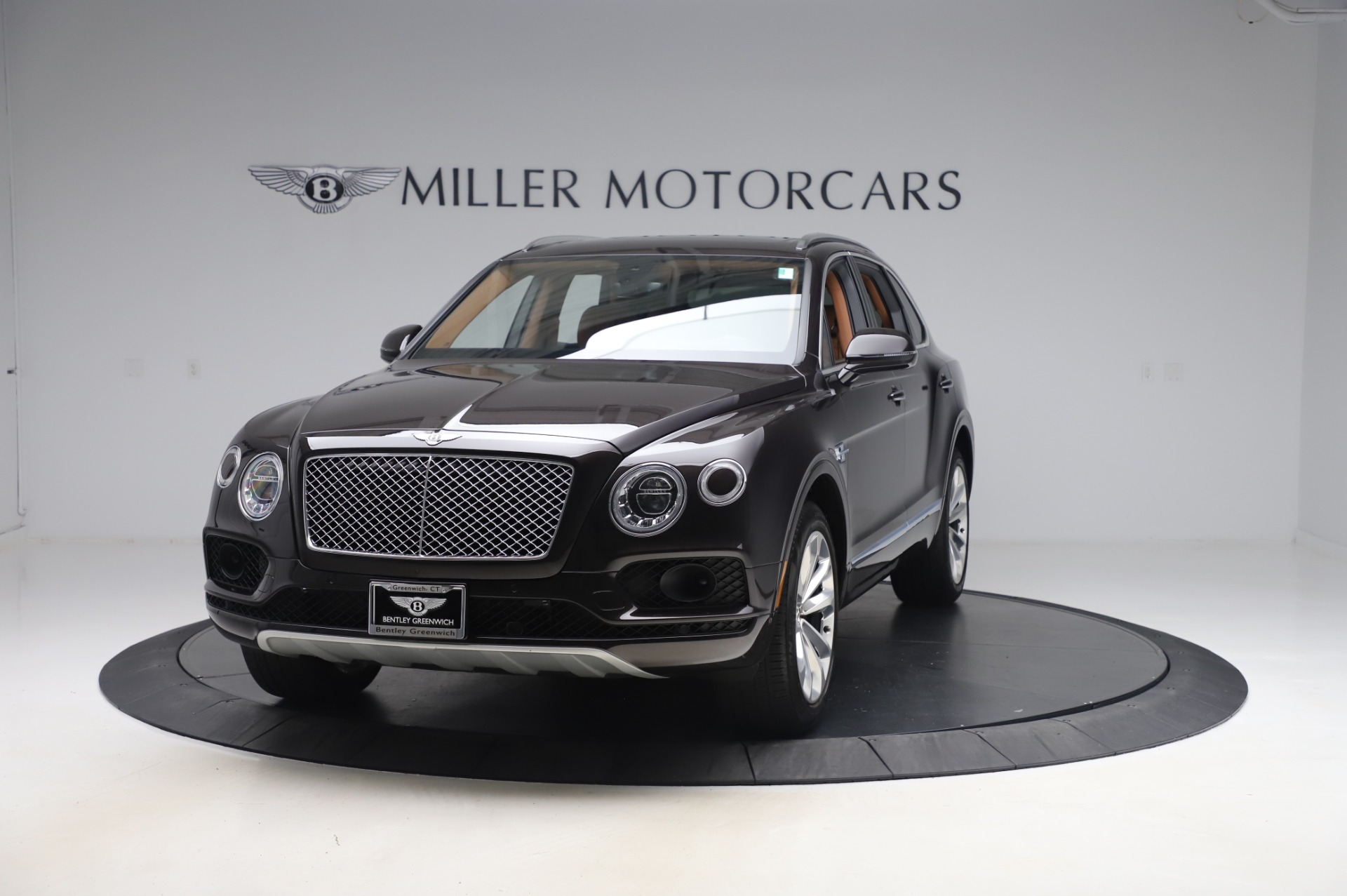 Used 2017 Bentley Bentayga W12 for sale $138,900 at Maserati of Westport in Westport CT 06880 1