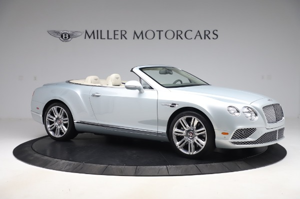 Used 2017 Bentley Continental GTC V8 for sale $156,900 at Maserati of Westport in Westport CT 06880 10