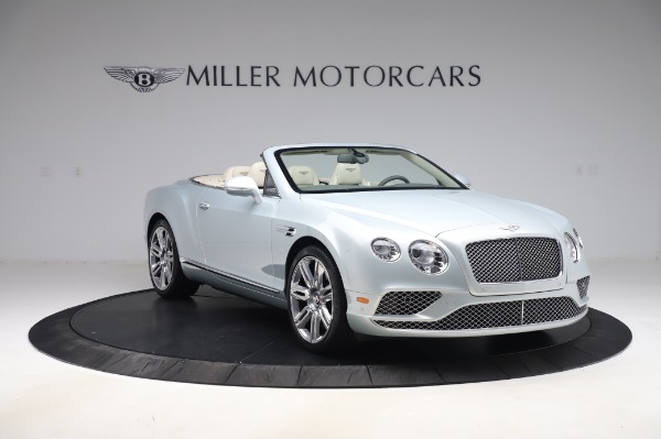 Used 2017 Bentley Continental GTC V8 for sale $156,900 at Maserati of Westport in Westport CT 06880 11